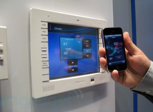 Crestron iPhone and Dedicated Remote